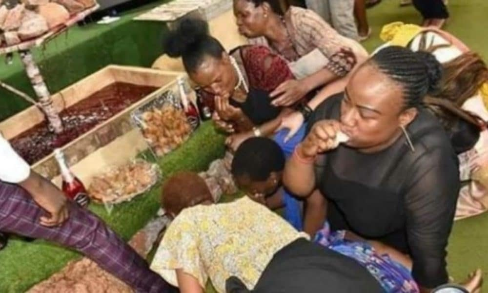 Shocker! Pastor feeds members with millipedes, beer as holy communion